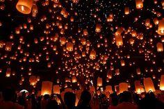Lanterns - how amazing