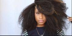 big beautiful hair...crochet