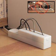 Mommy's Helper Childproof Power Strip Safety Cover