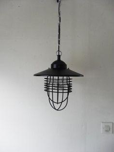 Lampa wisząca w stylu LOFT VINTAGE INDUSTRIAL - 1