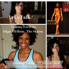So excited for our very first episode of HippyFitMom - The Skinny featuring fitness trainer Tammy Ezell...Tomorrow! Stay tuned...