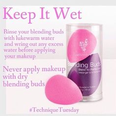 Technique Tuesday to order the blending buds go to https://www.youniqueproducts.com/SusanPage