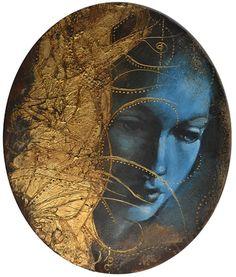 : Художница Angela Betta Casale...