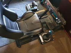 Next Level Racing GTtrack Microsoft Flight Simulator 2020 Cockpit