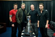 Photo : Nickelback