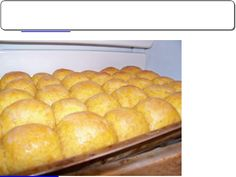 from Money Saving Mom, Pumpkin Dinner Rolls
