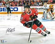 017d3f5da4c Alex DeBrincat Chicago Blackhawks Autographed 16