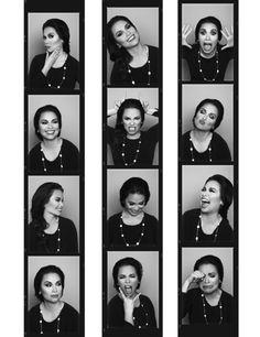 Lea Salonga - pride of The Philippines, camera nut like myself! SO MUCH LOVE.