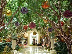 wynn hotel lobby