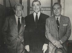 Clark Gable, Spencer Tracy & Charles Boyer  (1960)