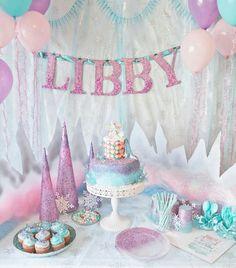 Elegant FrozenInspired Cakes Treats That Would Make Elsa Proud