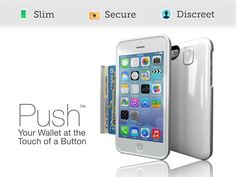 #iphonewallet of the future pre-order now via #kickstarter! http://kck.st/1jH59qw