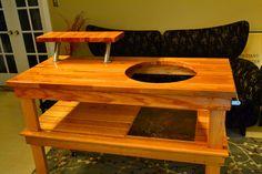 Big Green Egg Table - Imgur