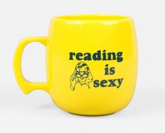 Reading Is Sexy Mug | 23 Awesome Mugs Only Book Nerds Will Appreciate