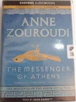 The Messenger of Athens written by Anne Zouroudi performed by Sean Barrett on Cassette (Unabridged)