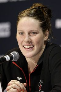 Way to go, Missy Franklin!   Gold Medalist swimmer for the U.S.A.  from Yahoo! Sports