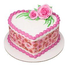 "Pink 2.5"" Roses SugarSoft® Edible Decorations"