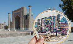 Sewwanderlust in Uzbekistan