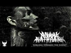Anaal Nathrakh - Forging towards the sunset. Some British extreme metal, which was introduced to me by my brother. It was first hard to deal with the singing style, but you'll get used to it. Check 'em out!