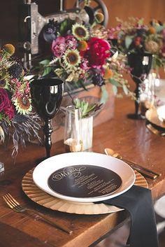 Colorado Wedding Inspiration   Karats and Onyx   Bit of Ivory Photography