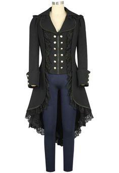 Victorian Coat - Chic Star