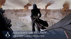 Assassin's Creed Unity Presents: Rob Zombie's French Revolution-- glad this is a cartoon