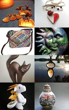 collectibles by EMANUELA ECCA on Etsy--Pinned with TreasuryPin.com