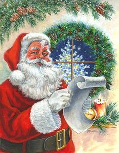 Père Noël- Richard de Wolfe