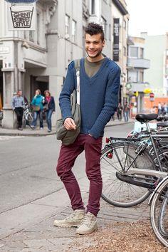 men's street style - Google Search