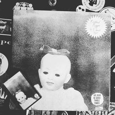 Finally came in the mail today! Another solid title by #tysegall backed by his new crew #themuggers. It's called Emotional Mugger. It brings attention to the epidemic that is emotional mugging. If you're reading this you may be affected by it.  #vinyl #vinyligclub #vinyladdict #cassette #cassetteigclub #nowspinning #dragcity by stevehasaface