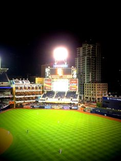 #ridecolorfully  Padres Baseball at Petco Park - San Diego, CA