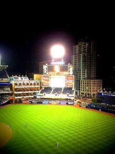 #ridecolorfully  Padres Baseball at Petco Park - San Diego, CA