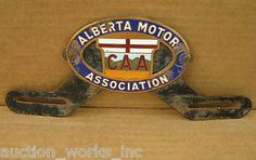 Vintage Aaa On Pinterest Badges Northern California And