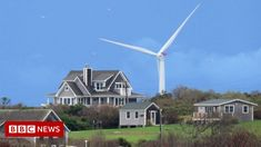 Biden plans to expand offshore wind turbines to US coasts - BBC News Offshore Wind Turbines, Environmental News, Good Paying Jobs, Block Island, Change Image, Gulf Of Mexico, Bbc News, Innovation, Around The Worlds