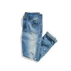 Stitch Fix New Arrivals: Distressed Boyfriend Jeans