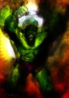 #Hulk #Fan #Art. (HULK'S HAD ENOUGH) By: Masuros. ÅWESOMENESS!!!™ ÅÅÅ+