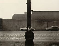 Eleanor, Chicago, 1953 Harry Callahan
