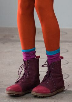 Nubuck boots – Accessories – GUDRUN SJÖDÉN – Webshop, mail order and boutiques | Colorful clothes and home textiles in natural materials.