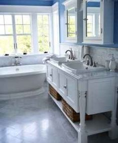 1000 images about white cottage style bathroom vanities - White cottage style bathroom vanities ...