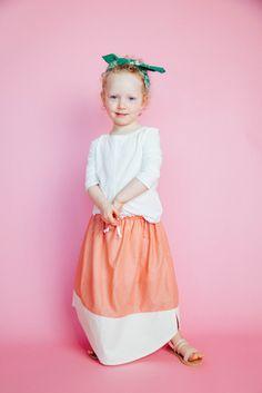2016 Sherbert Maxi Skirt