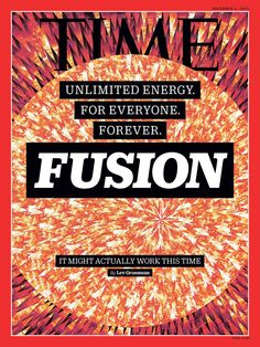 TIME's new cover: Fusion. Why it might actually work this time