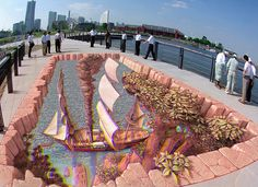3D-Images by Kurt Wenner