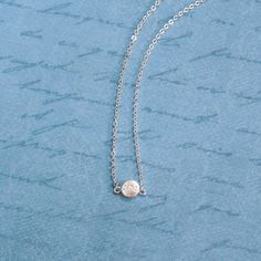 Circle Bead Necklace - Tri Delta | Tri Delta — A perpetual bond of friendship