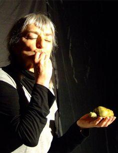 """Cuentapoemas para adultos. Carmen Castrillo (Salamanca). """"Szymborskiana con alcachofas"""". Noviembre 2012"""