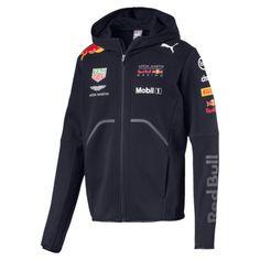 Entdecke PUMA Red Bull Racing Herren Team Jacke und andere Herren Schuhe 67b96702d33