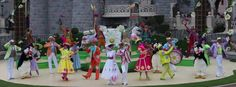 MiceChat - Disney Parks, Features - Disneyland Paris Spring Entertainment and Refurbishments