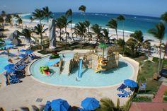 Having fun at @barcelohotels in Punta Cana! #Puntacana #dominicana