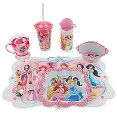 Disney Princess Meal Time Magic Collection | Disney Store