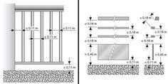 Conduites d immeubles et conduites montantes gaz en for Norme escalier exterieur public