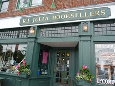 R.J. Julia Booksellers in Madison, Conneticut